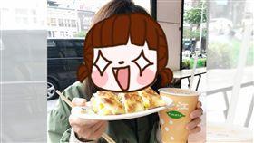 陳嘉樺,田馥甄,高雄,早餐,Ella(圖/翻攝自Ella臉書)