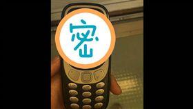 Nokia 3310(圖/翻攝自爆廢公社)
