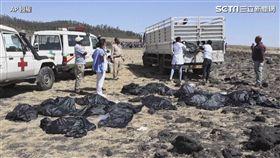衣索比亞航空,Ethiopian Airlines,空難/AP授權