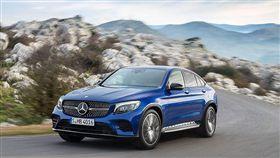 ▲Mercedes-Benz GLC 200 Coupe(圖/翻攝網路)