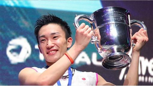 ▲桃田賢斗是全英百年首位奪冠的日本球員。(圖/翻攝自全英公開賽官網)