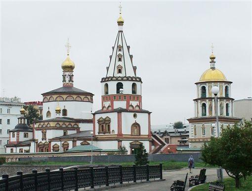 ▲由西伯利亞的伊爾庫次克,可前往貝加爾湖,這裡被稱為西伯利亞的巴黎。(圖/鳳凰旅遊提供)