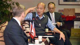 韓國瑜,高雄市長,總統,做滿,2020,任期 圖/高市府提供