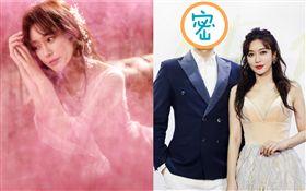秦嵐/婚紗/與韓國藝匠品牌創始人金龍善先生。韓國藝匠提供