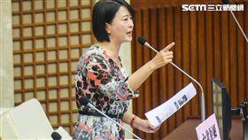台北市議員王鴻薇 圖/記者林敬旻攝