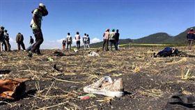 衣索比亞航空,Ethiopian Airlines,空難(圖/翻攝自推特)