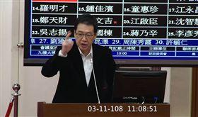 國民黨,費鴻泰 (圖/翻攝自立法院議事轉播)