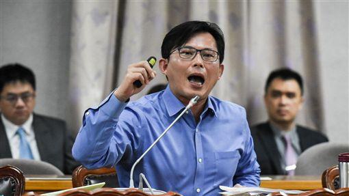 時代力量立委黃國昌。 圖/記者林敬旻攝