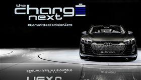 ▲Audi e-tron電動車。(圖/Audi提供)