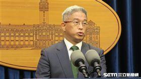 外交部次長徐斯儉。(圖/記者盧素梅攝)