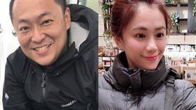 柯以柔持續以「外遇」為由訴請離婚,郭宗坤堅決否認。(圖/翻攝自臉書)