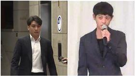 鄭俊英,勝利(圖/翻攝自SBS