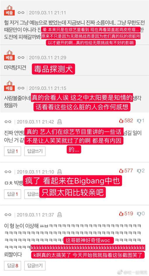 勝利,性愛片,醜聞,鄭俊英,光熙,BIGBANG,吸毒/翻攝自微博