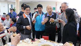 ▲韓國瑜行程滿檔12日出席農民節表彰大會(圖/高雄市政府提供)
