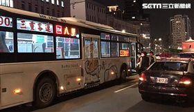 公車,行人,不治,台北,翻攝畫面