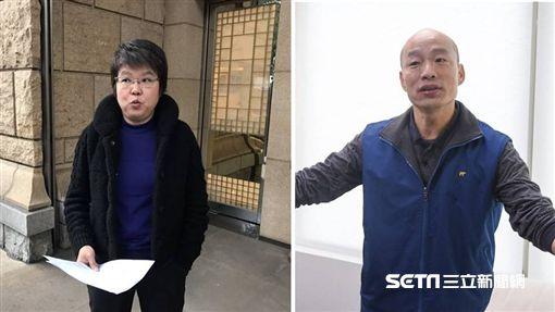 韓國瑜、黃光芹(組圖/資料照) ID-1822660