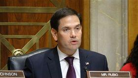 美參議員盧比歐(Marco Rubio)痛斥薩爾瓦多與台斷交犯大錯(圖/中央社)