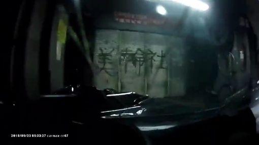 台北,酒駕,恐攻,殺人,闖紅燈,飆速。翻攝自爆料公社
