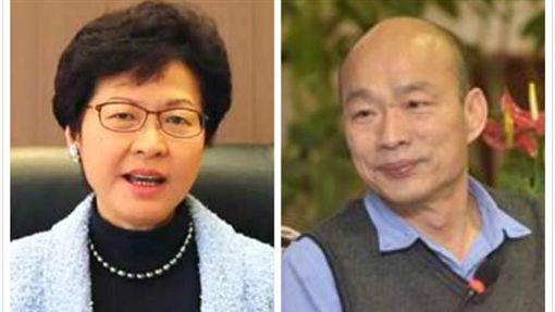 朝聖規矩多…韓國瑜見香港特首 僅獲准帶10人代表赴宴