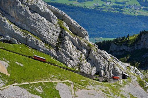 4 皮拉投斯世界最陡齒輪列車(Cogwheel Railway)shutterstock_480112462.jpg