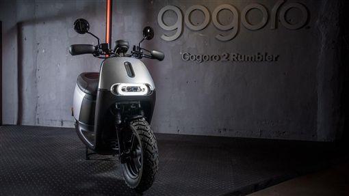 ▲Gogoro 2 Rumbler。(圖/Gogoro提供)