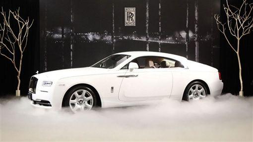 ▲Rolls-Royce Wraith(圖/翻攝網路)