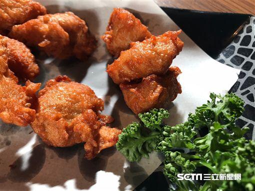 雞加魚包裹旗魚漿