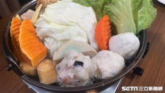 韓國瑜最愛虱目魚丸!70多種火鍋料