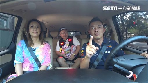 莎莎、Andy老爹、Budi、韓國瑜《不推怎麼行》 圖/TVBS提供