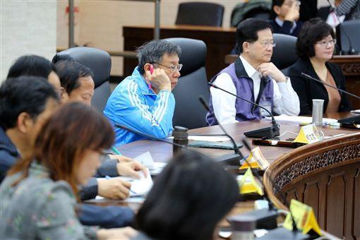 0313柯文哲出席臺北市政府毒品危害防制中心