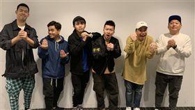 ▲搞笑者們五週年推出演出精華「搞笑盛典」。(圖/怡佳娛樂提供)