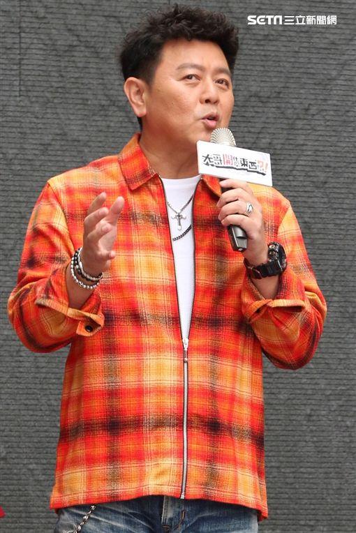 庹宗康坦言期待好友孫鵬趕緊回歸《國光幫幫忙》。(圖/記者林士傑攝影)
