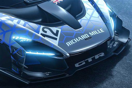 ▲McLaren Senna GTR。(圖/翻攝網站)
