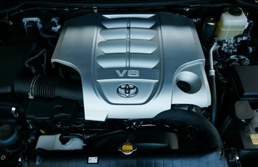 ▲Toyota V8引擎(圖/翻攝網路)