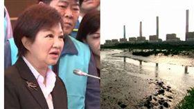 盧秀燕、中火、台中火力發電廠、空污