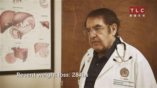 肥胖,慢性疾病,TLC,旅遊生活頻道,沉重人生現況追蹤圖/TLC提供