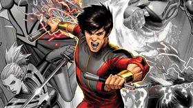 漫威宣布將開拍華人超級英雄「上氣」。(圖/翻攝自comicbook)