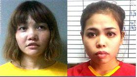 北韓,馬來西亞,金正男,謀殺,無罪(圖/翻攝自KESQ News)