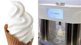 圖/業者提供,膠囊霜淇淋