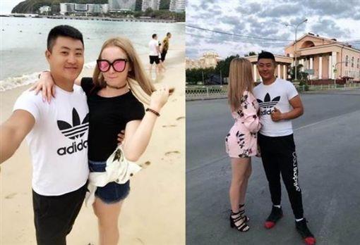 富二代輟學遠赴俄羅斯追美女!老爸花200萬幫他圓夢(圖/翻攝自微博)