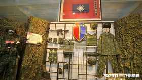陸軍司令王信龍主持陸軍臨陣當先、步兵特展。(記者邱榮吉/攝影)
