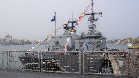海軍敦睦遠航首站到高雄(2)