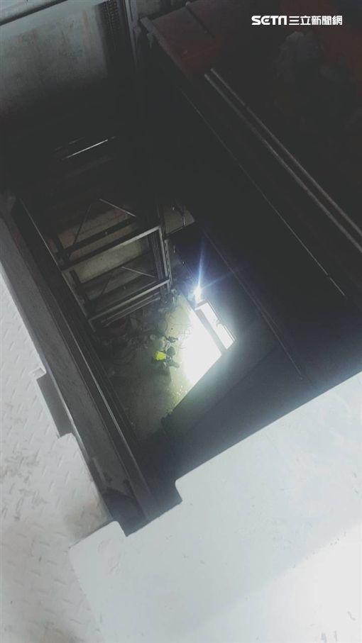 新北市,板橋,工安意外,墜樓,命危