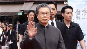 楊烈以「一生懸命」的態度參與演出《國際橋牌社》。(圖/記者林士傑攝影)