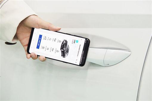 ▲Hyundai Digital Key(圖/翻攝網路)