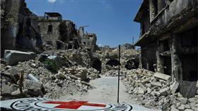 敘利亞,內戰,戰爭 圖/翻攝推特