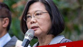 小英臉書怒嗆假新聞,力挺麻豆文旦是台灣之光。(圖/取自臉書)