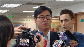 陳其邁盼華航勞資雙方儘速談出結果行政院副院長陳其邁13日表示,希望華航勞資雙方能儘速談出一個雙方、社會大眾都能接受的結果。中央社記者葉素萍攝 108年2月13日