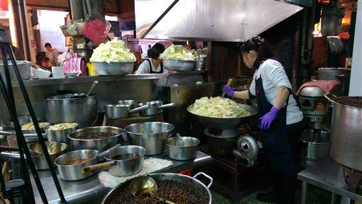 華西街,黑金滷肉飯,清湯瓜仔肉,古早味,酒家菜