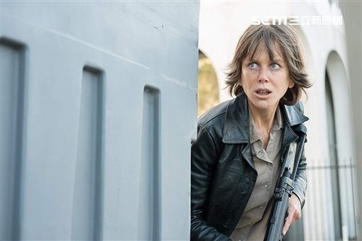 妮可基嫚在《毀滅者》中,有精彩演出。